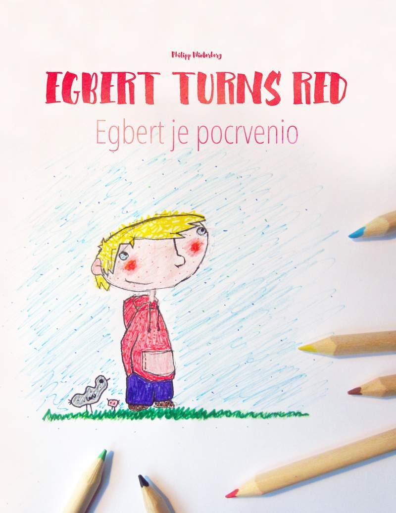Egbert je pocrvenio